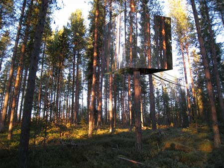 Harads Tree Hotel, Sweden