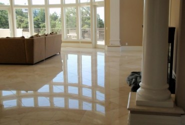 How To Clean Marble Stone And Granite Floors In An