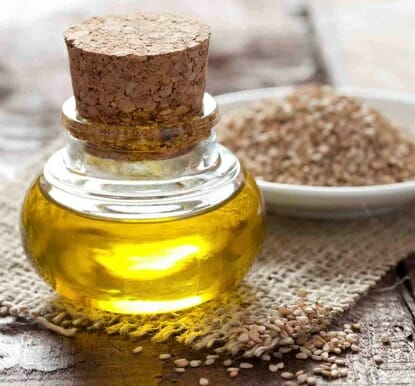 Sesame Oil is known as the Queen of Oils