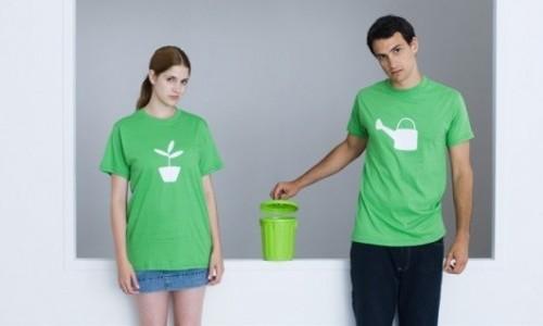 recycling couple
