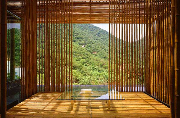 10 amazing and inspiring Bamboo Houses