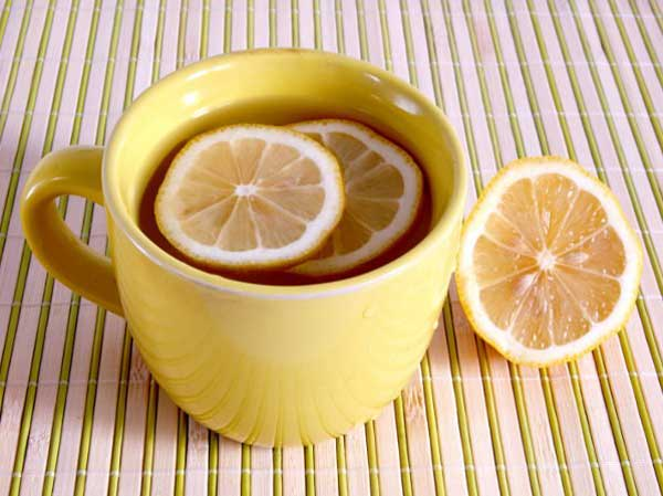 lemon infusion