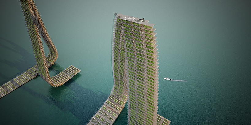vertical agriculture in Singapore