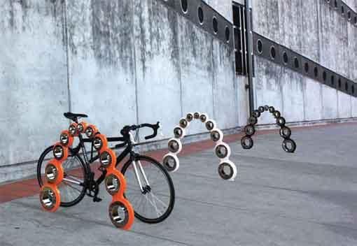 10 Amazing Design Bike Racks