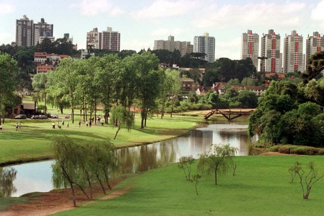 curitiba first smart city in the world