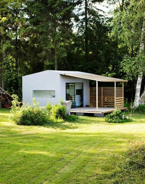 wooden tiny-house