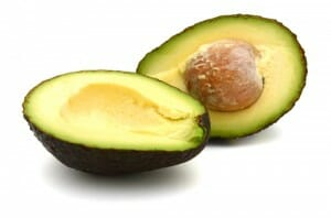 Natural ingredients that revitalize dry hair: Avocado