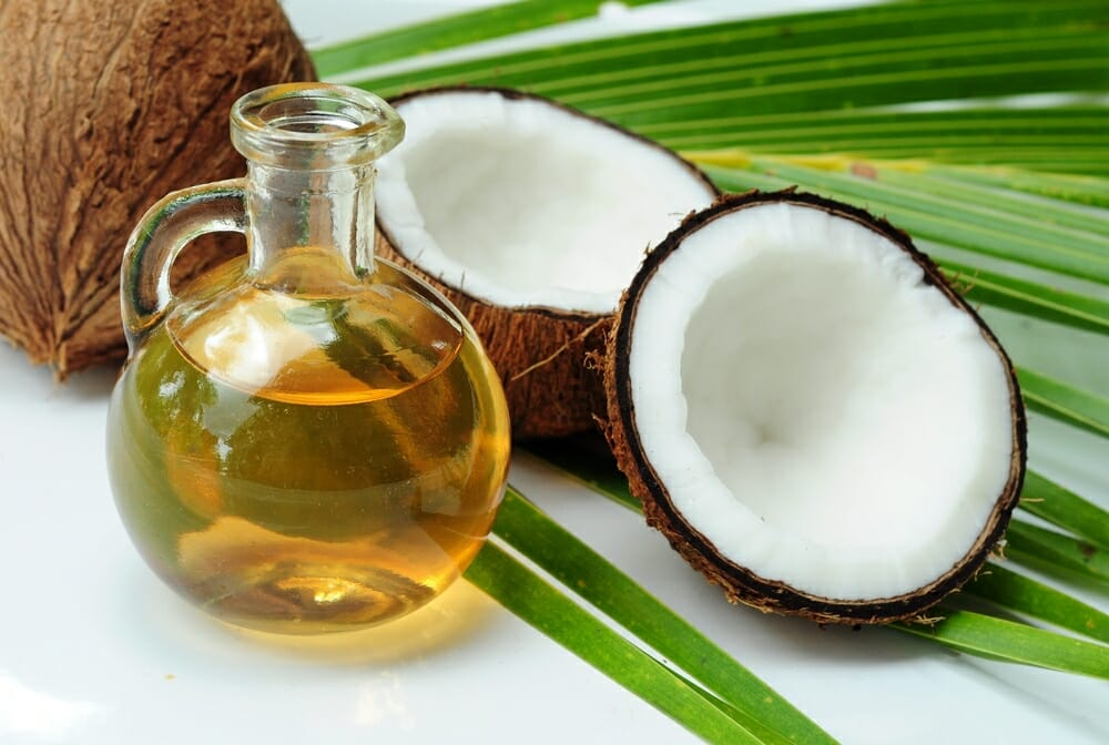 beauty recipes from coconut oil