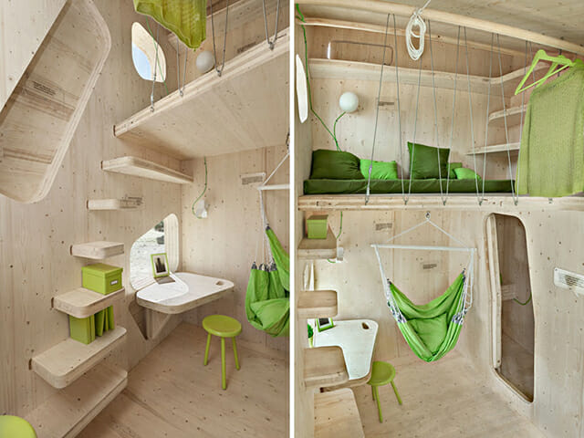 mini house for students Lund
