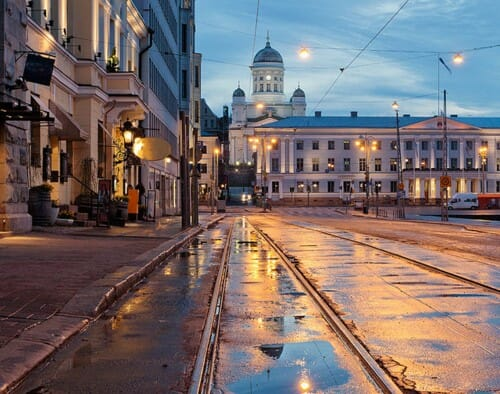 helsinki to stop cars completely?