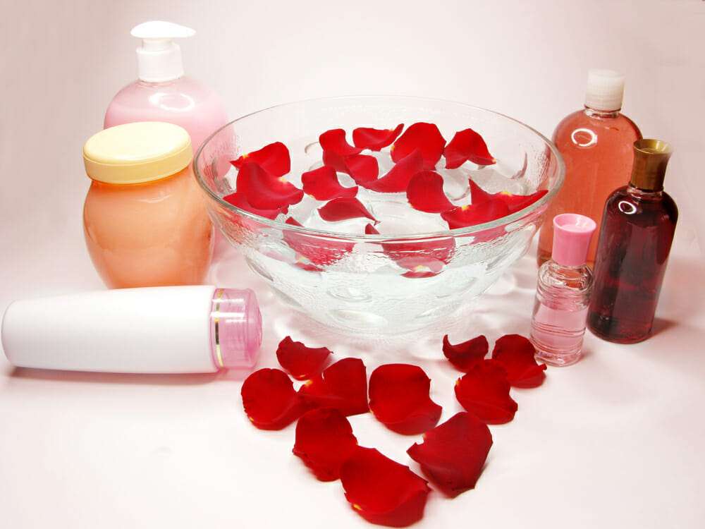 Rose Petal Products